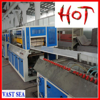 TPE/TPU profile making machine/production line/extruder