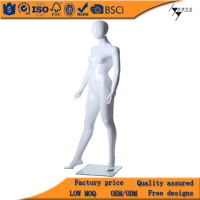 Full Body Fiberglass Female Mannequin,Pretty Girl in factory price