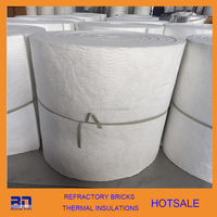 High alumina ceramic fiber blanket for boiler insulation