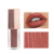 high shine  moisture lip gloss with rose gold tube