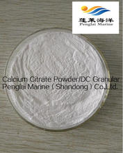 Hot Sale Calcium Citrate powder Food Grade