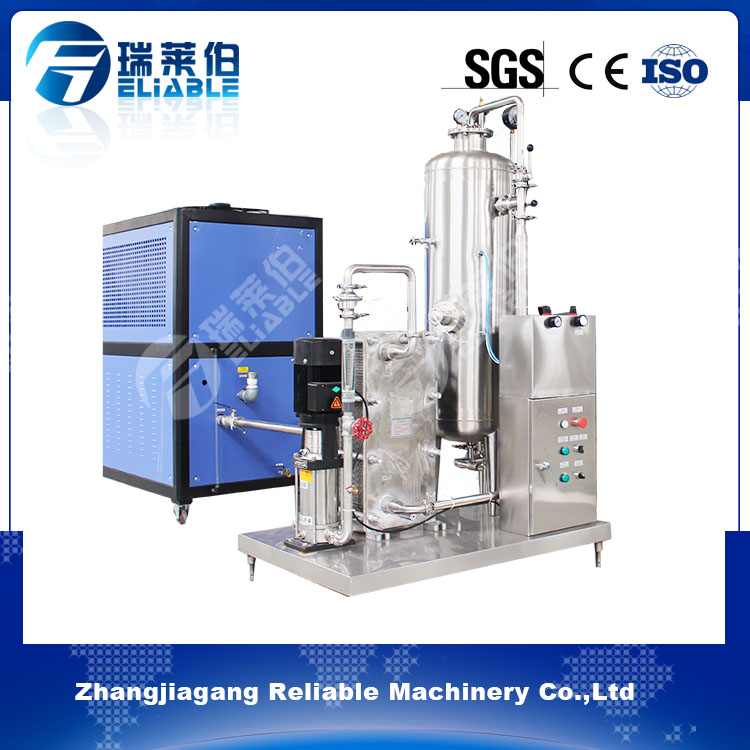 CO2 beverage mixing machine carbonated drinks mixer