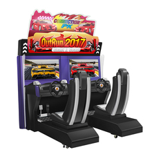 wholesale coin operated simulator outrun racing cheap arcade game machine car race game machine for sale