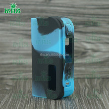 Colorful cool fire 4 plus 70w kit cool fire iv plus vapor mod silicone case/skin/sleeve/cover/enclosure wholesale
