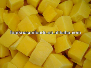 Best Price of IQF/Frozen mango dices/cubes 2017 new crop