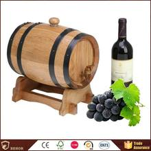 Direct Factory Price environmental wine tube wooden box with branding iron