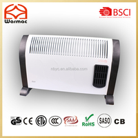 Warm heater/Wall mounted heater /With Timer and Turbo fan heater