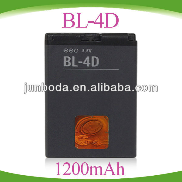 Cell Phone Battery BL-4D for NOKIA E5 E7 N8 N97 MINI 1200mAh Original BL4D