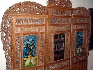 SEKESEL (FOLDING SCREEN) THE CATS M 33