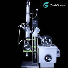 Extraction Vacuum Solvent Recuperation Plant Recovery Device System in Chemistry Lab