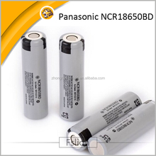 100% Original import 18650 batteries NCR18650BD 3200mah 10A discharge rate 18650 battery with ce rohs certification