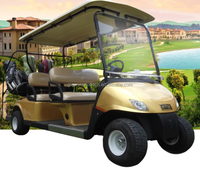 2015 new Customized Suitable price 4 person golf cart