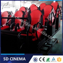 Amusement Ride Seat 5d 6d 7d Xd Cinema Use Best 3d Vr Glasses Indoor Playground Equipment