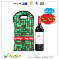 3 pack neoprene beverage water bottle cooler made in China