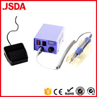 JD3500 JSDA manufacturer powerful motor manicure and pedicure sets nail arts machine design