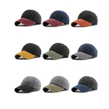 in stock!!! Cheap price 6 panel plain worn-out baseball hat 100% cotton customized distressed baseball cap for sale