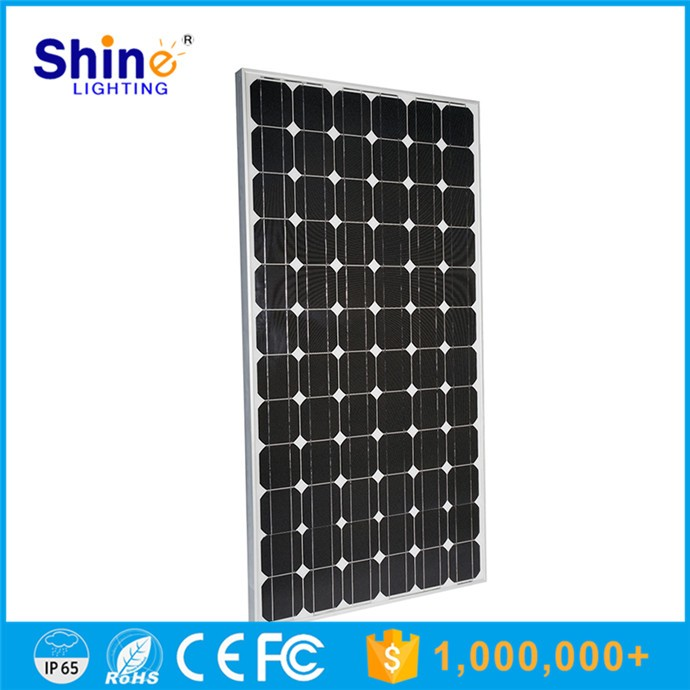 Wholesale 1000w solar panel by 4 pieces of 250W mono or poly