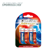 c size um2 r14p heavy duty dry cell battery 1.5v with discount for sale