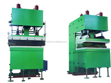 Sidewall tyre tube curing press