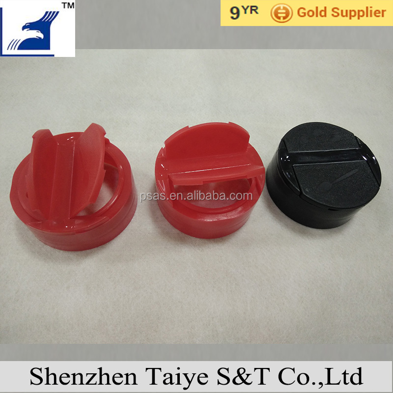42mm 43mm pepper cover toothpick cap with foam lined