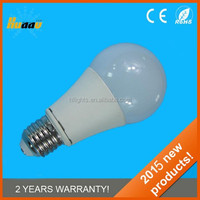 E27 price 7w bulb g45 Leb led tap bulb buy from china factory