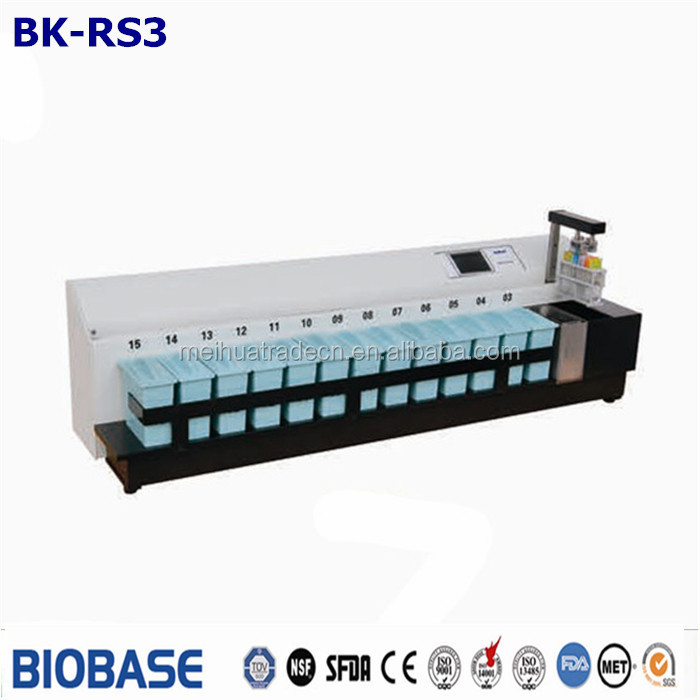 Biobase Fully Automated Tissue/Slide Stainer with Automatic water control system
