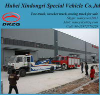 dongfeng rotator tow truck for sale,recovery vehicle