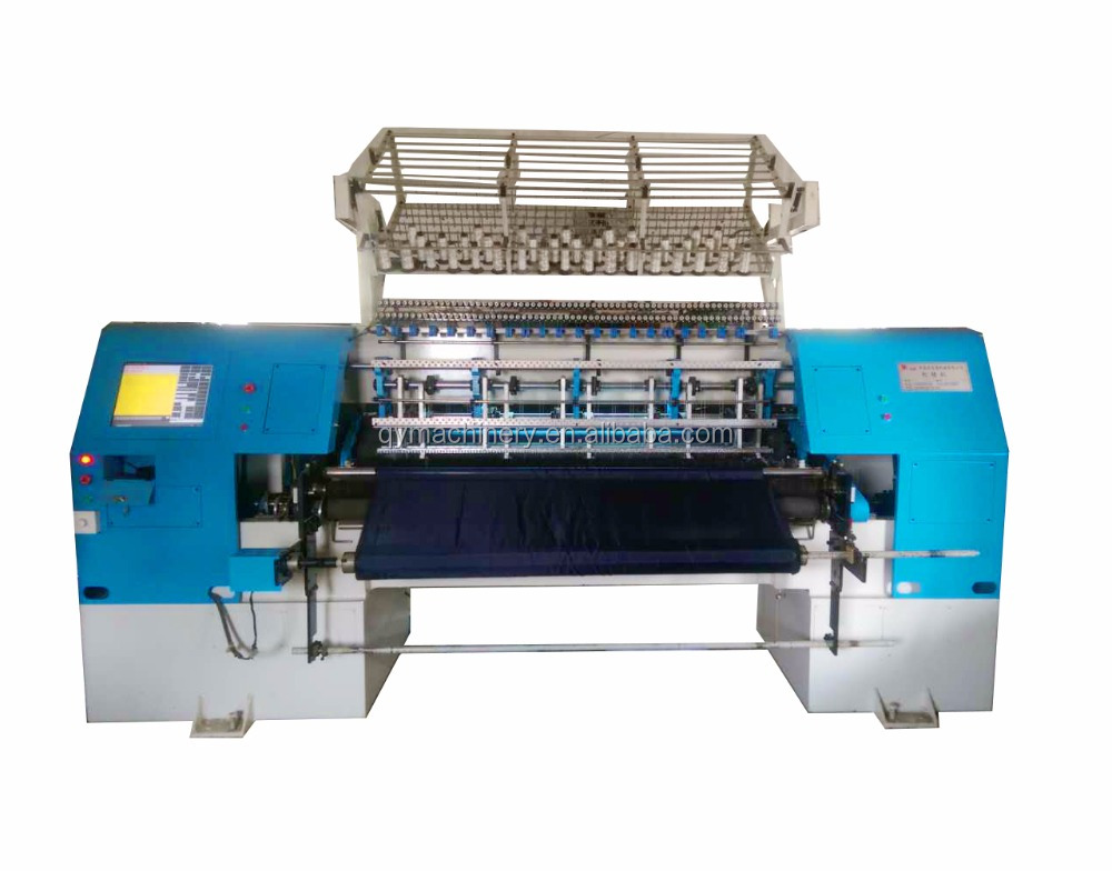 computerized shuttleless multi needle quilting machine,quilting machine factory in qingdao