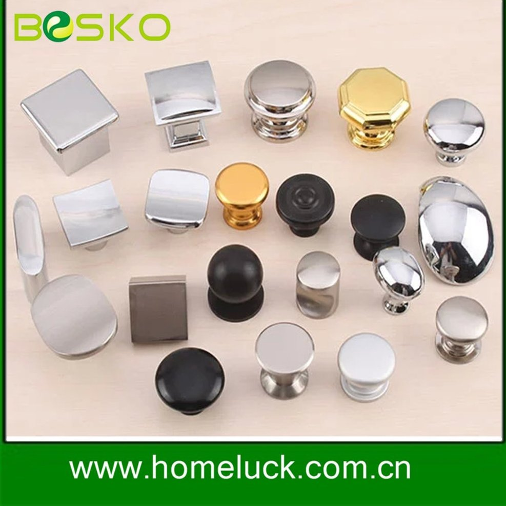 Provide material report BESKO Hardware top decorative wardrobe cupboard knobs