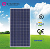 Customers first 1000 watt monocrystalline solar panels