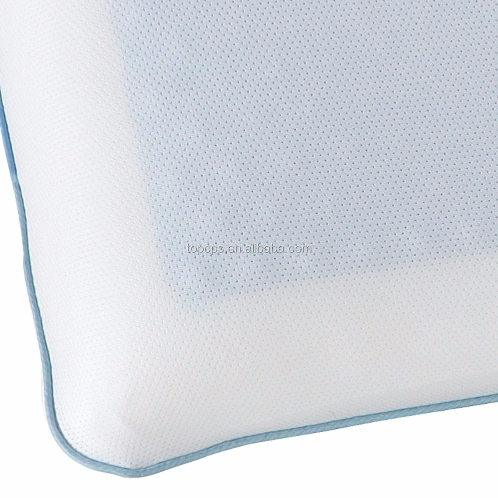 2017 Cooling square sleeping hotel pillow, massage pillow, decorative pillow