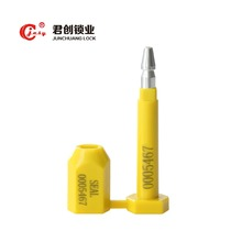 manufacture high security metal top container and truck bolt seal JCBS-604