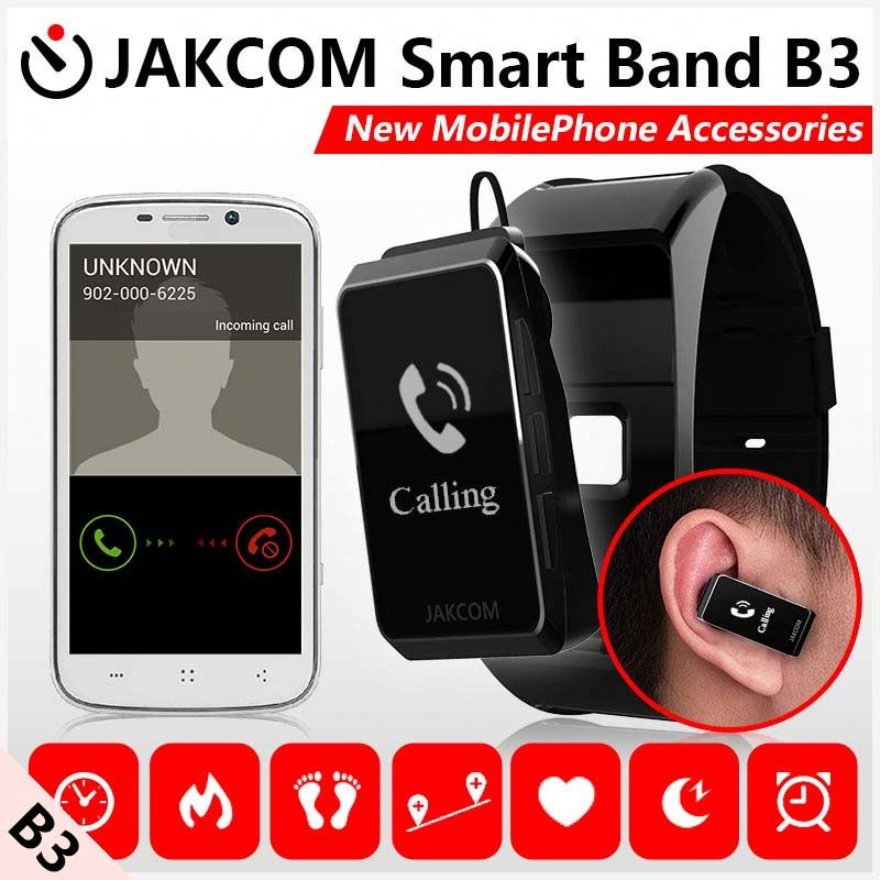 Jakcom B3 Smart Watch 2017 New Premium Of Mobile Phone Bags Cases Hot Sale With Cover For Oppo R1201 For Zte Zmax Pro Drop