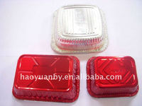 aluminum/aluminium foil packaging container for food 8011 alloy