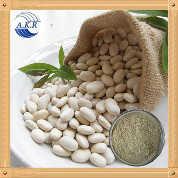 100% pure natural White Kidney Bean Protein powder