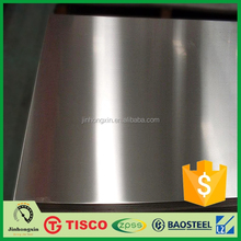 BA surface 316l price stainless steel sheet to the kg
