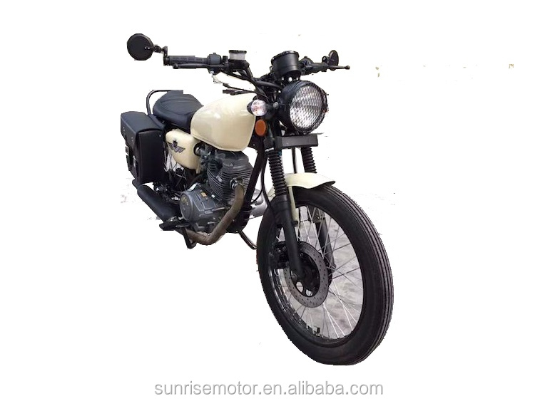 Gasoline motorcycle,motorbike DEVIL, Classic motorcycle 125cc, 150cc