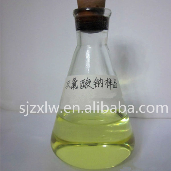 Hot selling Sodium Hypochlorite 10%-15% solutions