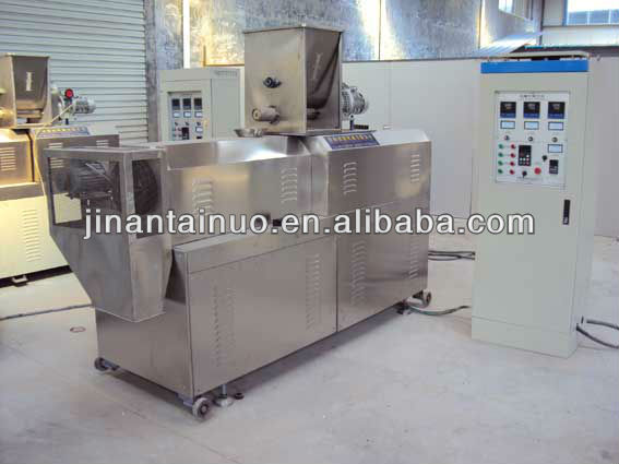 China Nutritional Rice food making machinery/ extruder(TN85)