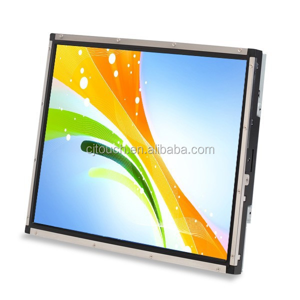"Manufacturers looking for agents or distributors,Low cost cheap 17"" touch screen monitor"