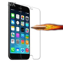Wholesale Mobile Phone Retail Package Tempered Glass Screen Protector For iPhone