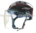 half face helmet open HD-389 half face anti-fog helmet Summer helmet open style