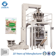 Automatic grade frozen chicken parts, meat packing machine price