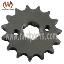 Motorcycle Sprocket for HONDA GL125 GL150 pinon 428 15T