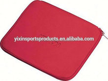 neoprene laptop carrying case sleeve bag, neoprene customed shockproof laptop bag, laptop case