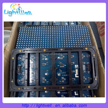 p10 outdoor 2s 32*16 3535 led panel