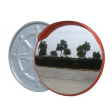 Custom Outdoor Reflector Glass Stainless Steel PC Acrylic Polycarbonate Convex And Concave Parabolic Traffic mirror