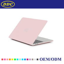 Rose Quartz Laptop Case Cover For 2016 New Macbook Pro 13 15 inch With and Without Touch Bar