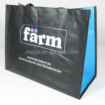 China Factory Eco Friendly Reusable PP Non Woven Bag