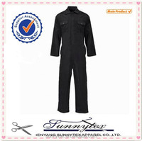 Sunnytex worker clothing one piece work navy blue boiler suit